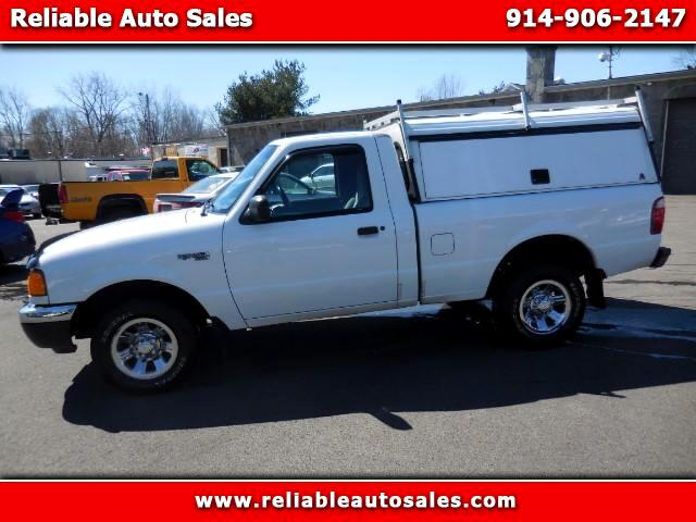 2001 Ford Ranger XL 2.3 2WD