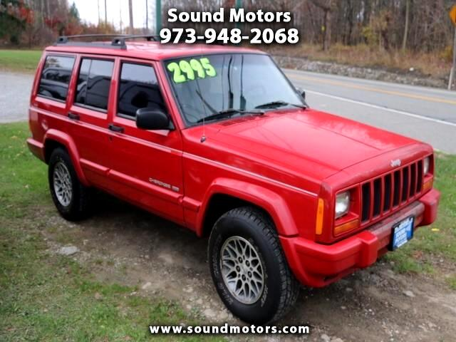 1999 Jeep Cherokee Limited 4WD