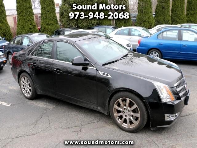 2008 Cadillac CTS 2.0L Turbo Luxury AWD