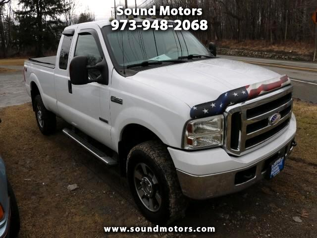 2007 Ford F-350 SD FX4 SuperCab 4WD