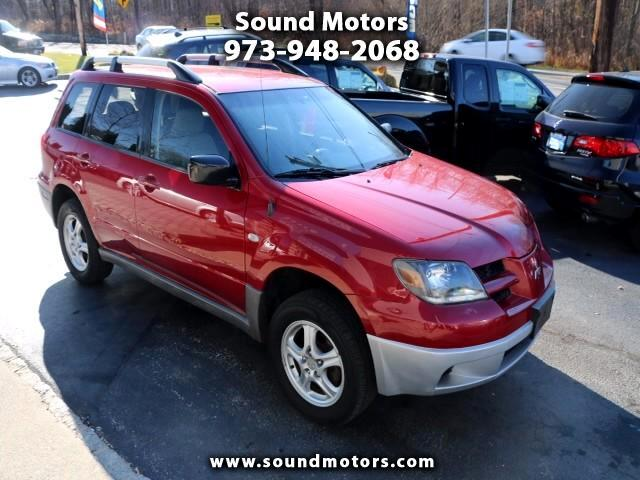 used 2003 mitsubishi outlander for sale in branchville nj