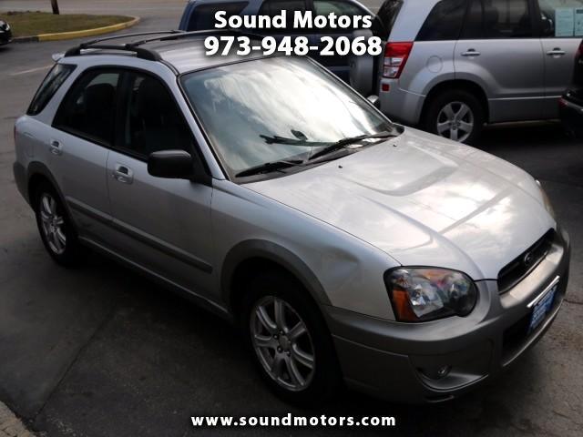 2005 Subaru Impreza 2.5 RS