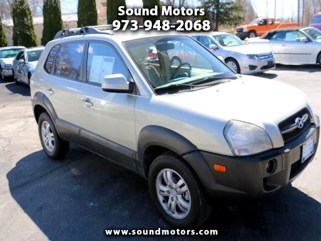 2007 Hyundai Tucson SE 2.7 4WD