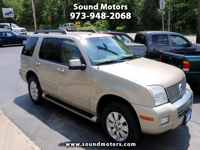 2007 Mercury Mountaineer Luxury 4.0L AWD