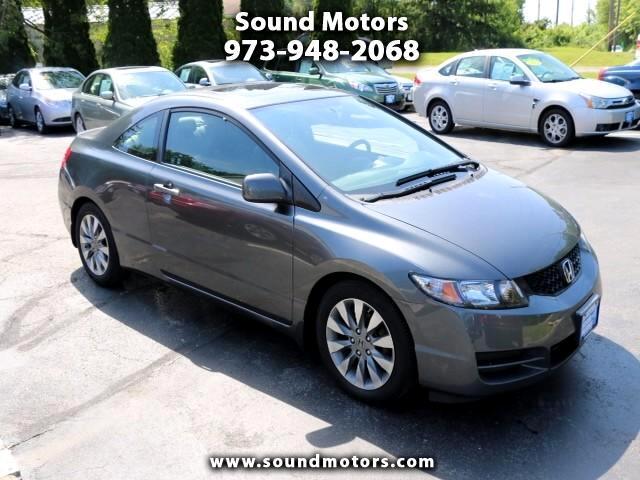 2010 Honda Civic EX-L Coupe 5-Spd AT
