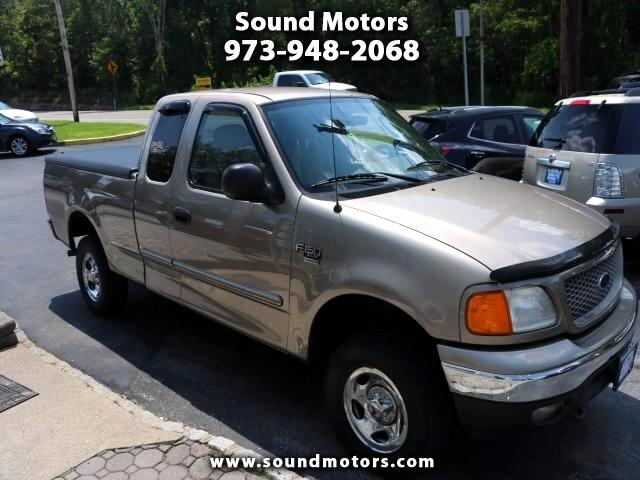 2004 Ford F-150 Heritage XLT SuperCab 4WD