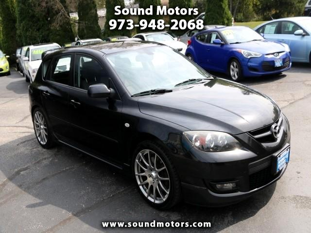 2007 Mazda MAZDASPEED3 Grand Touring 5-Door