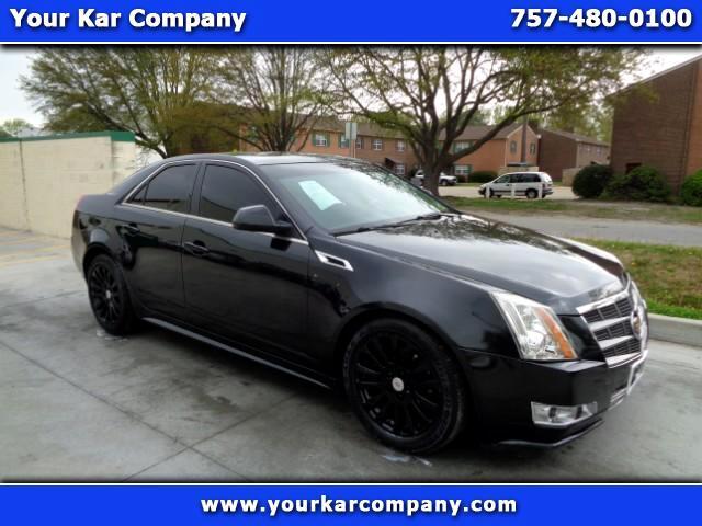 2011 Cadillac CTS 3.0L Perfomance w/ Navi