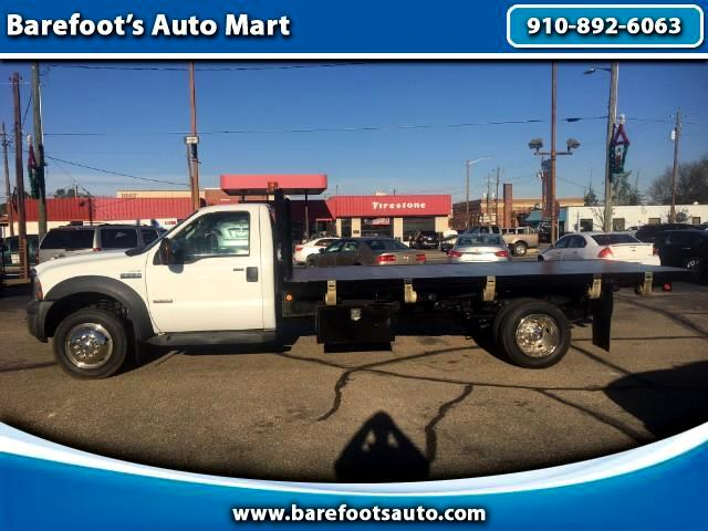 2007 Ford F-550 Regular Cab 4WD DRW