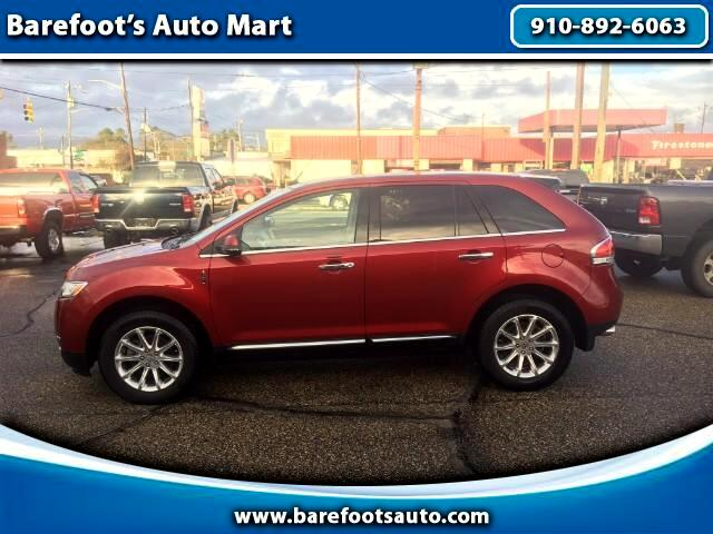 2015 Lincoln MKX FWD