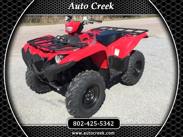 2016 Yamaha Grizzly 700