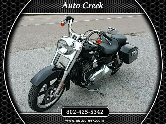 2014 Harley-Davidson Dyna Switchback Switchback