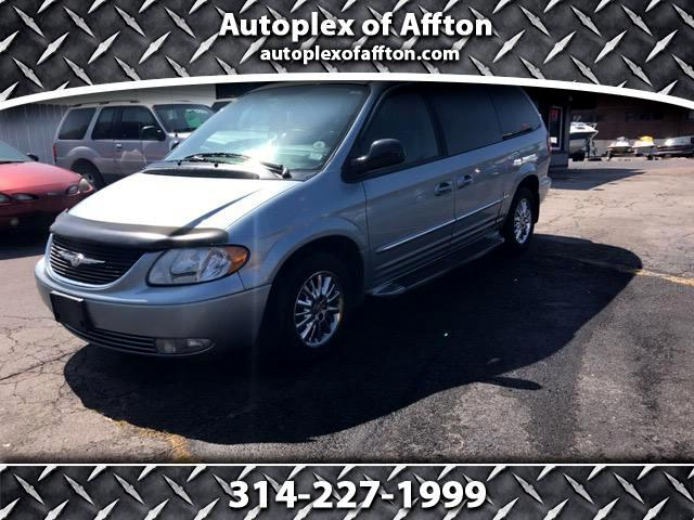 2003 Chrysler Town & Country Limited FWD