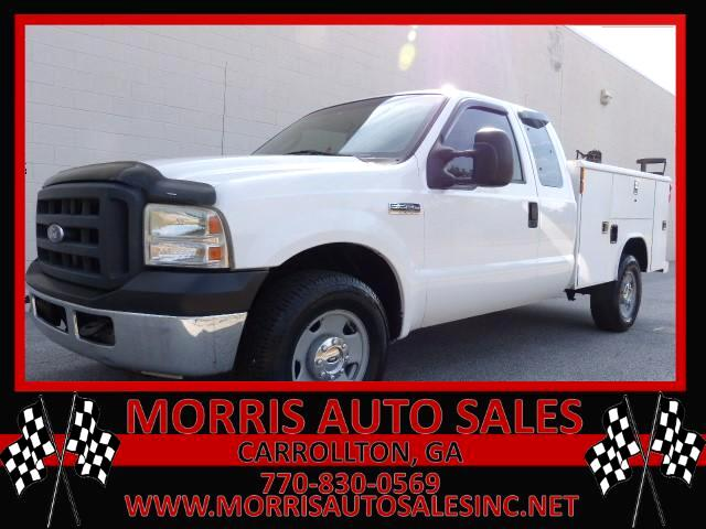 2006 Ford F-250 SD  SuperCab Long Bed 2WD