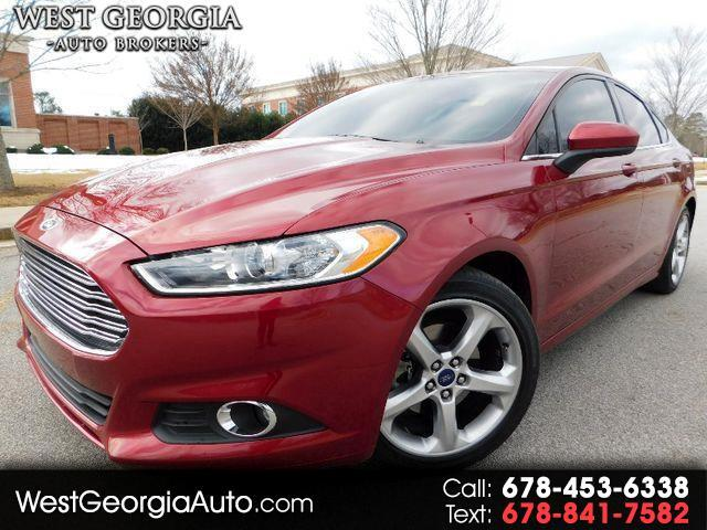 2016 Ford Fusion Vehicle Description  GUARANTEED CREDIT APPROVAL   ALLOY WHEELS  AUTOMA