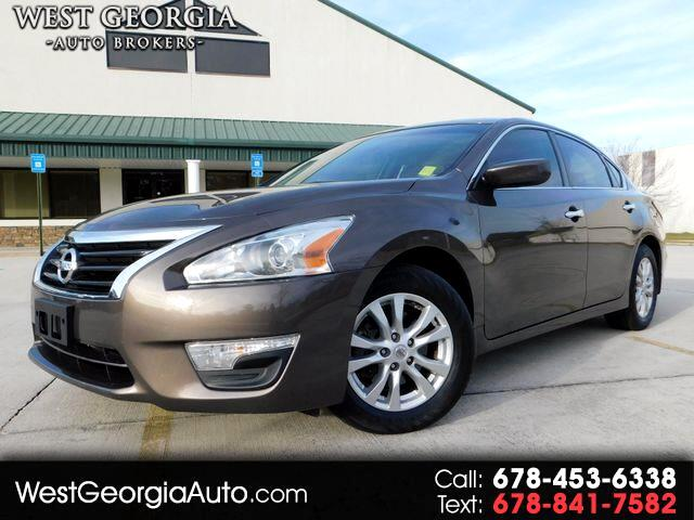 2014 Nissan Altima Vehicle Description  GUARANTEED CREDIT APPROVAL   LEATHER SEATS  PUS