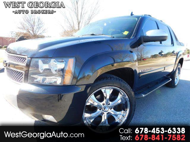 2008 Chevrolet Avalanche Vehicle Description  GUARANTEED CREDIT APPROVAL   RARE Z-71 AVA