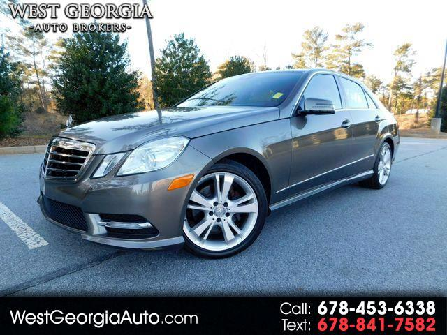 2013 Mercedes E-Class Vehicle Description  GUARANTEED CREDIT APPROVAL   HEATED LEATHER S
