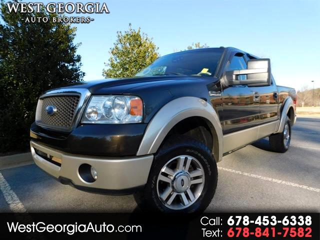 2008 Ford F-150 Vehicle Description  SUNROOF  POWER RUNNING BOARDS  TOW PACKAGE  AFTERMARKET ST