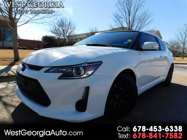 2014 Scion tC Vehicle Description  AUTOMATIC TRANSMISSION  PANORAMIC SUNROOF  HEATED SEATS  CLE