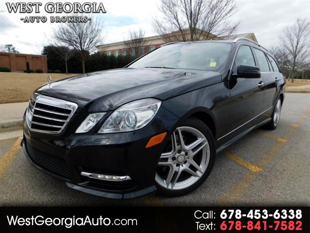 2013 Mercedes E-Class Wagon Vehicle Description  GUARANTEED CREDIT APPROVAL  SPORT PACKAGE  18 I