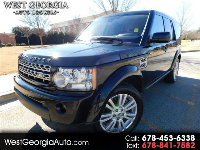 2011 Land Rover LR4 Vehicle Description  GUARANTEED CREDIT APPROVAL  LUXURY PACKAGE  XENON HEADL