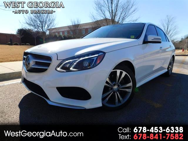 2014 Mercedes E-Class Vehicle Description  GUARANTEED CREDIT APPROVAL  AMG SPORT PACKAGE  PANORA