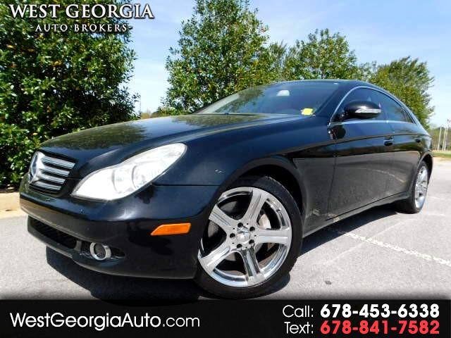 2006 Mercedes CLS-Class - KEYLESS GO SYSTEM- CHROME FACTORY WHEELS- HEATED AND COOLED SEATS-