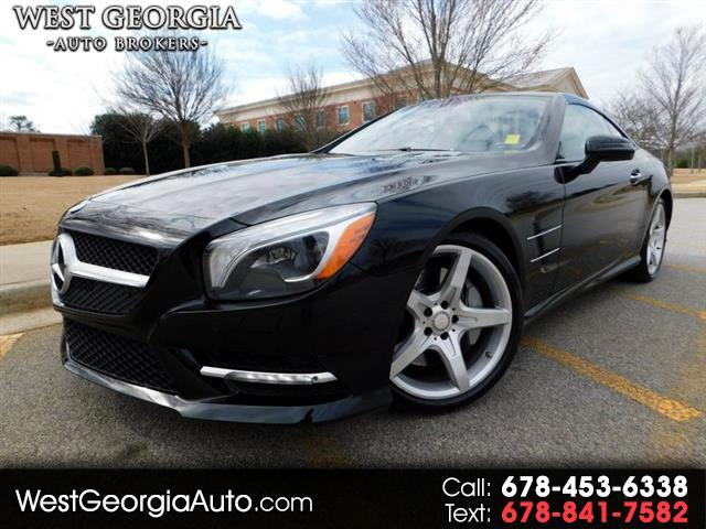 2013 Mercedes SL-Class Vehicle Description  PREMIUM 1 PACKAGE  KEYLESS GO  ACTIVE VENTILATED SEA