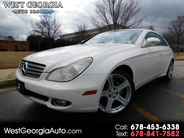 2006 Mercedes CLS-Class - GUARANTEED CREDIT APPROVAL- NAVIGATION- HEATED LEATHER SEATS- POW