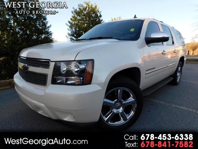 2011 Chevrolet Suburban - GUARANTEED CREDIT APPROVAL- FULLY LOADED LTZ MODEL- DUAL DVD FACTOR