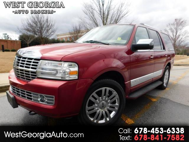 2007 Lincoln Navigator - GUARANTEED CREDIT APPROVAL- HEATED AND COOLED SEATS- SUNROOF- POWE