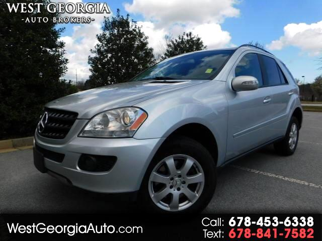 2006 Mercedes M-Class - GUARANTEED CREDIT APPROVAL- HEATED LEATHER SEATS- HARMON KARDON AUDIO