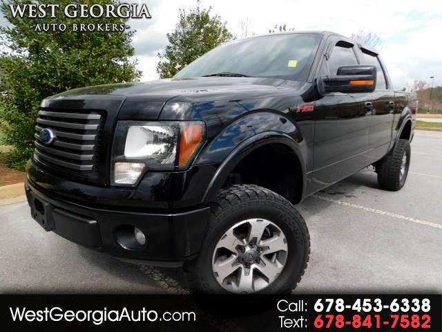 2011 Ford F-150 2WD SuperCrew 139