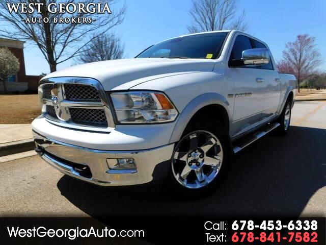 2012 RAM 1500 - GUARANTEED CREDIT APPROVAL- LARAMIE TRIM- NAVIGATION- HEATED AND COOLED FRO