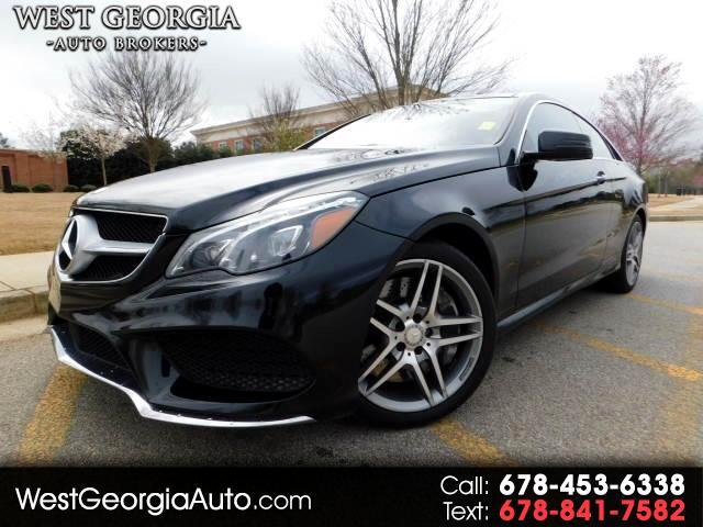 2014 Mercedes E-Class - GUARANTEED CREDIT APPROVAL- AMG SPORT PACKAGE- PANORAMIC SUNROOF- H