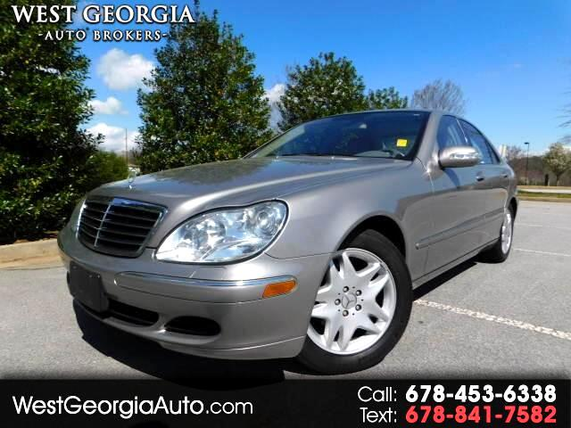 2006 Mercedes S-Class - GUARANTEED CREDIT APPROVAL- BOSE AUDIO- HEATED LEATHER SEATS- NAVIG