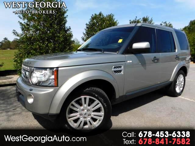 2011 Land Rover LR4 - DVD REAR ENTERTAINMENT- HEATED FRONT AND REAR SEATS- HEATED STEERING WH