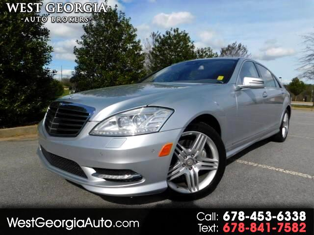2013 Mercedes S-Class - GUARANTEED CREDIT APPROVAL- HUGE 104920 ORIGINAL MSRP- SPORT PACKAGE