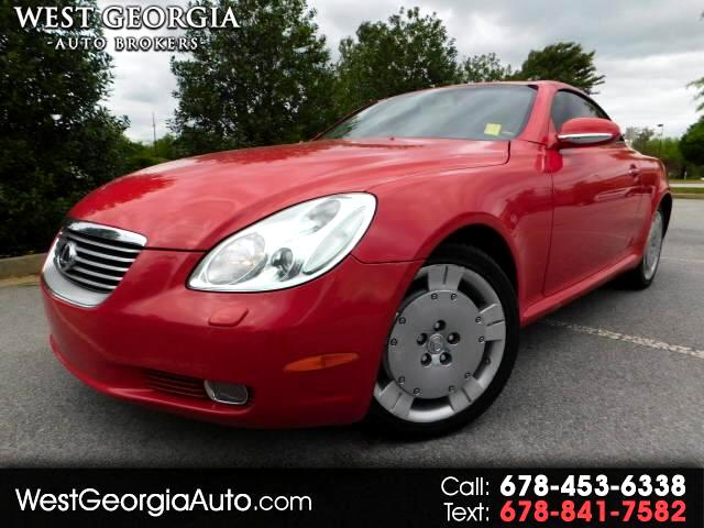 2002 Lexus SC 430 - GUARANTEED CREDIT APPROVAL- MARK LEVINSON AUDIO- NAVIGATION- HEATED AND