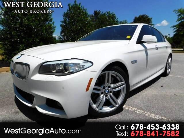 2013 BMW 5 Series - THIS VEHICLE WAS REACQUIRED BY BMW UNDER THE LEMON LAW AND NOW HAS A CLEAN GA