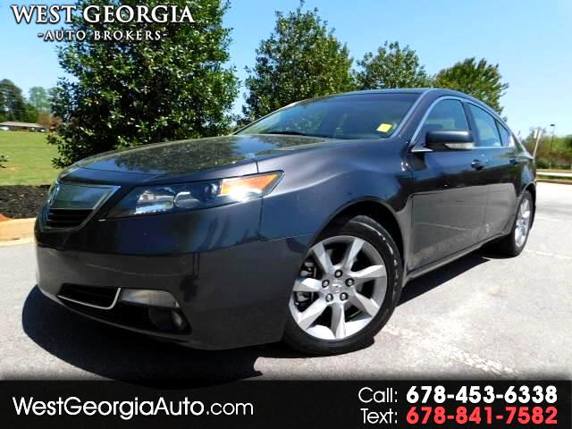2012 Acura TL - GUARANTEED CREDIT APPROVAL- SUNROOF- MEMORY SEATS- HEATED LEATHER SEATS-