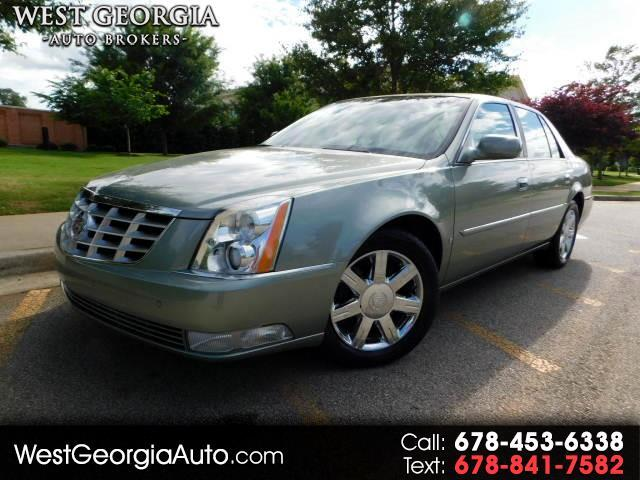 2006 Cadillac DTS - GUARANTEED CREDIT APPROVAL- HEATED AND COOLED FRONT SEATS- HEATED STEERIN