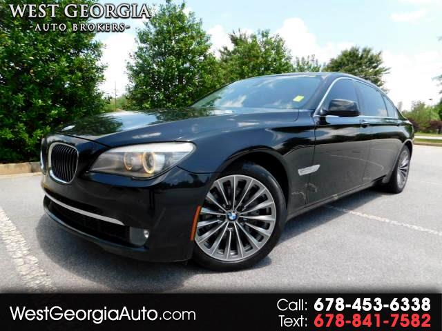 2011 BMW 7-Series - THIS CAR WAS REPUCHASED UNDER THE BMW LEMON LAW AND NOW HAS A CLEAN GEORGIA B