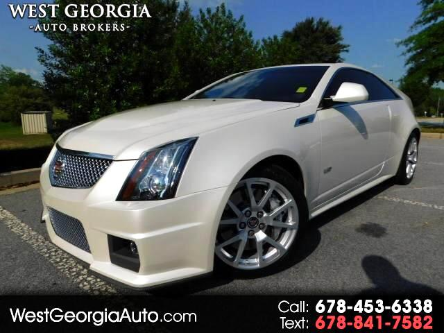 2012 Cadillac CTS - ULTRA LOW MILE FULLY LOADED CTS-V- RECARO SEATS- NAVIGATION- SUNROOF-