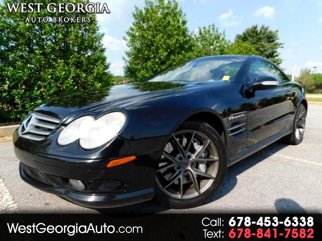 2003 Mercedes SL-Class - GUARANTEED CREDIT APPROVAL- IMMACULATE CONDITION- FULLY SERVICED -