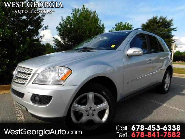 2008 Mercedes M-Class - GUARANTEED CREDIT APPROVAL- NAVIGATION- HEATED LEATHER SEATS- POWER