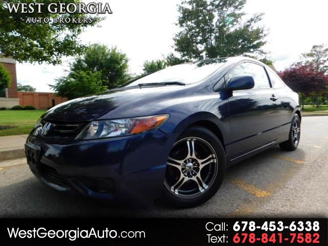 2008 Honda Civic - GUARANTEED CREDIT APPROVAL- AUTOMATIC TRANSMISSION- UPGRADED ALLOY WHEELS