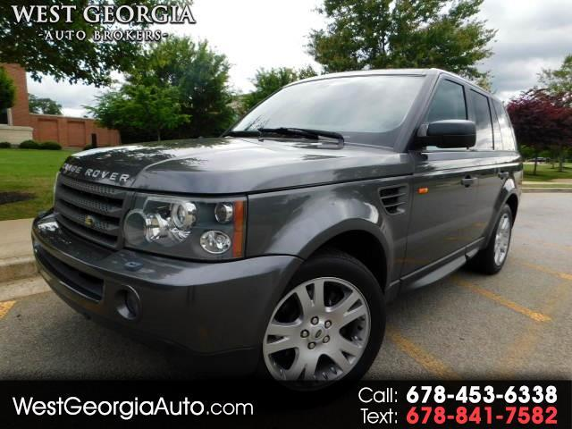 2006 Land Rover Range Rover Sport - GUARANTEED CREDIT APPROVAL- DVD REAR ENTERTAINMENT- HEATE