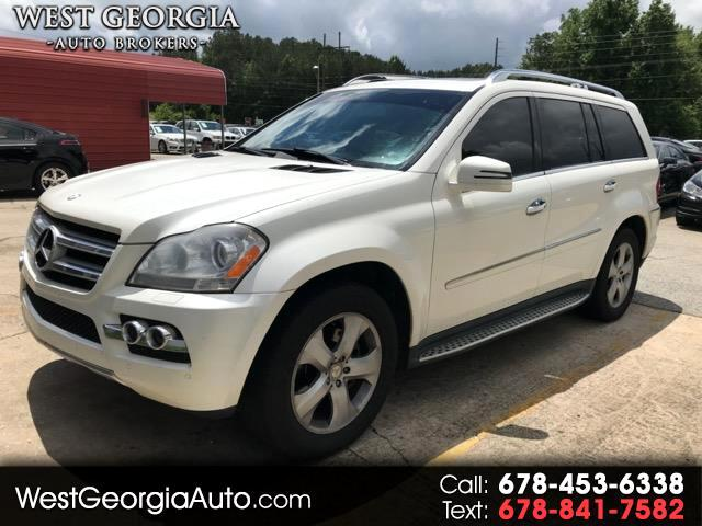2011 Mercedes GL-Class VIN 4JGBF7BE1BA643197 114k miles Options 370 Axle Ratio Heated Front